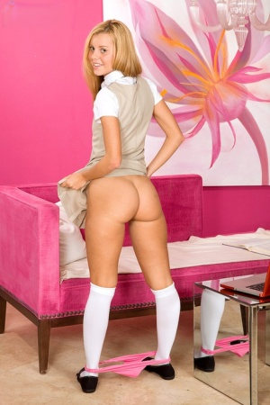 Big Ass Schoolgirl