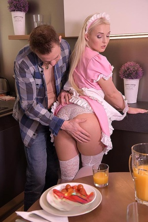 Big Ass Maid